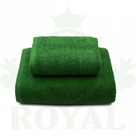Set 2 Prosoape Royal Verde 600gr/mp