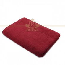 Prosop Corp 70x135, Bordeaux, 520 g/mp, Model Royal