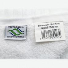 Set 4 Prosoape corp hotelier Alb 550gr/mp