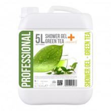 Gel de dus 5L- Green Tea + Vitamina E