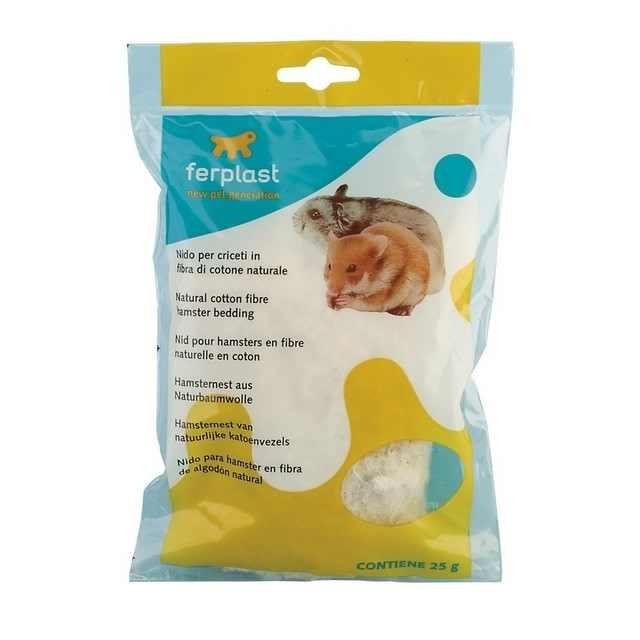 Bumbac pentru hamsteri, Ferplast, FPU 4630