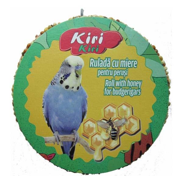 Hrana pentru pasari, Kiri Kiri, Rulada Perusi, 65 G