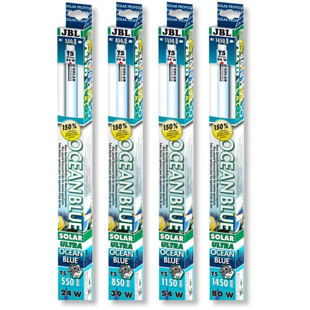 Neon pentru acvariu, JBL Solar Ocean Blue T5 Ultra, 895mm-45W