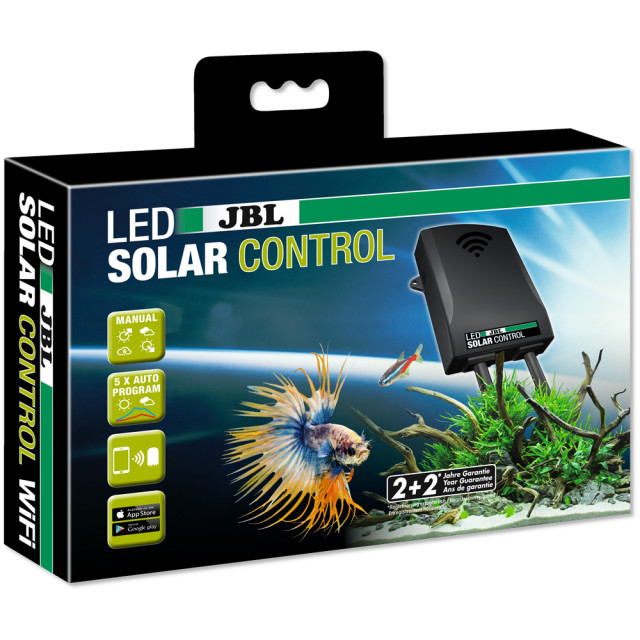Controler lampa acvariu, JBL LED Solar Control