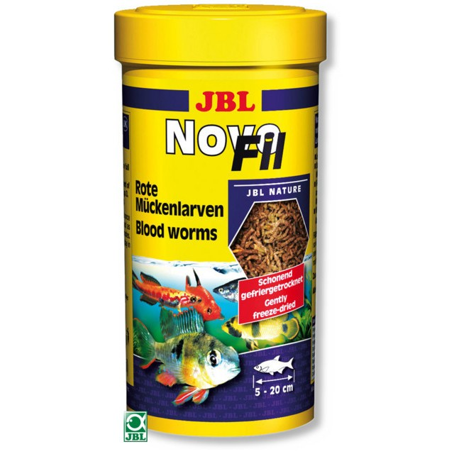 Hrana pentru pesti, JBL NovoFil, 100 ml