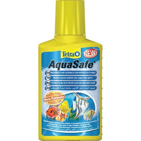 Conditioner apa acvariu, Tetra, Aqua Safe Start, 50ML