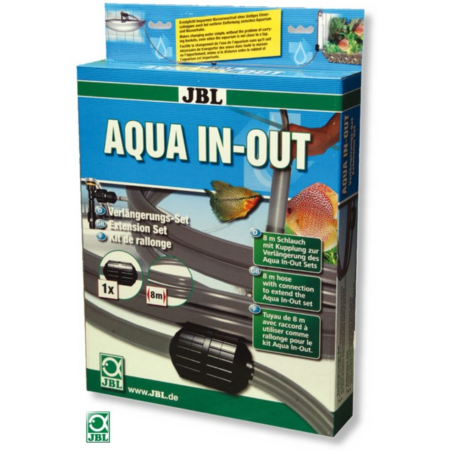 Furtun curatator substrat, JBL, Aqua In Out Extension Set