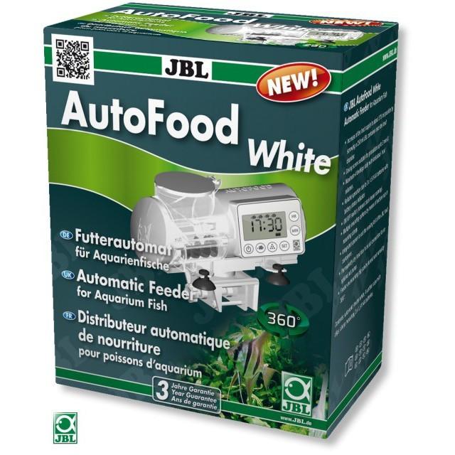 Hranitor automat pentru acvariu, JBL AutoFood WHITE