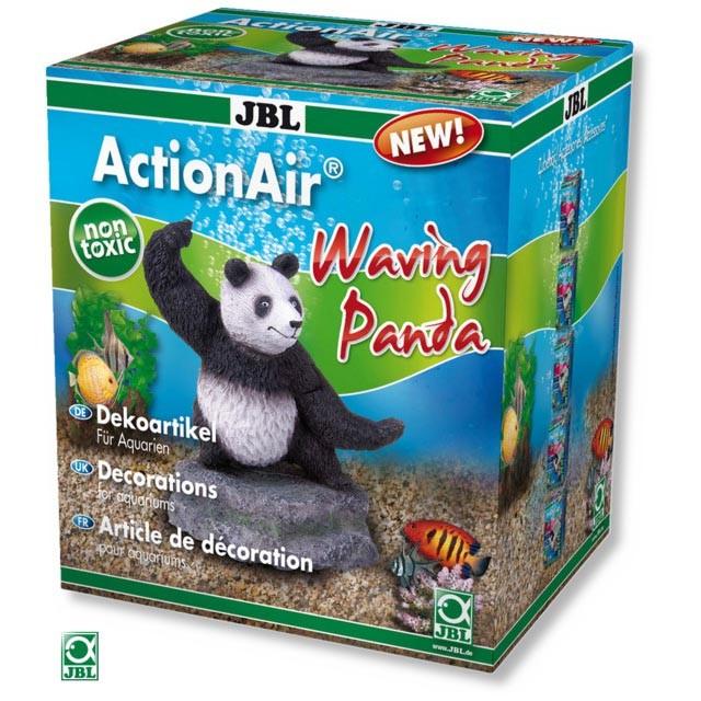 Decor pentru acvariu, JBL ActionAir Waving Panda