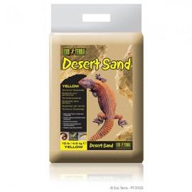 Asternut reptile, Exo Terra, Desert Sand Yellow 10lb / 4.5kg, PT3103