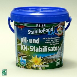 Conditioner apa iaz, JBL StabiloPond KH, 5kg