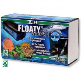 Curatator magnetic sticla cvariu, JBL, Floaty Shark