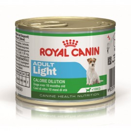 Hrana umeda caini, Royal Canin, Mini Adult Light CAN, 195 G