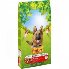 Hrana uscata pentru caini, Friskies, Active 15 Kg