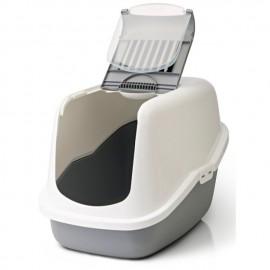 Litiera pentru pisici, Pet Expert, Happy Open Grey