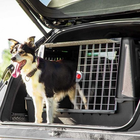 Cusca transport pentru caini, Ferplast, Atlas Car Scenic 80