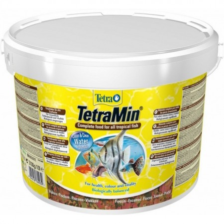 Hrana pentru pesti, Tetra, Tetramin Flakes, 10 L