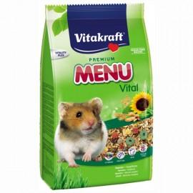 Hrana pentru rozatoare, Vitakraft, Meniu Hamster 1 Kg