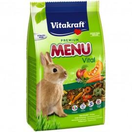 Hrana pentru rozatoare, Vitakraft, Meniu Iepure, 5 kg