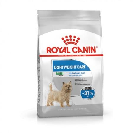 Hrana uscata pentru caini, Royal Canin, Mini Light Weightcare, 8 Kg
