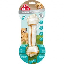 Recompensa pentru caine, 8in1, Dental Delights L