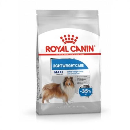 Hrana uscata pentru caini, Royal Canin, Maxi Light Weight Care, 10 Kg
