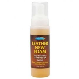 Spuma ingrijire piele, Leather New Foam, 207 ML