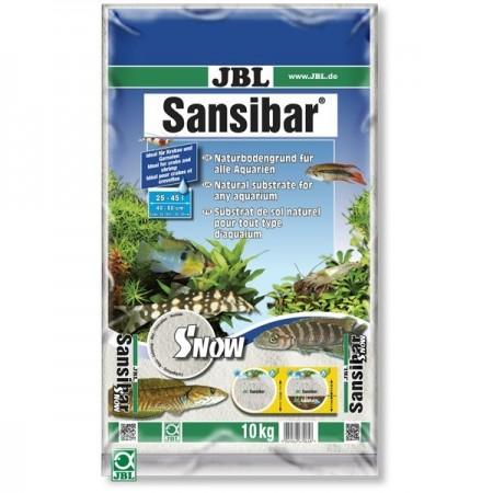 Substrat pentru acvariu, JBL Sansibar Snow 10kg