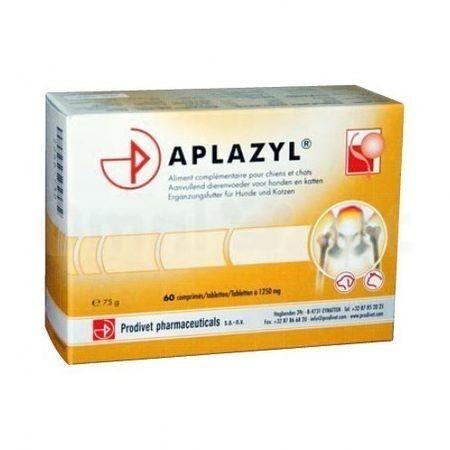 Supliment vitamino-mineral pentru caini, Aplazyl, 300 tablete