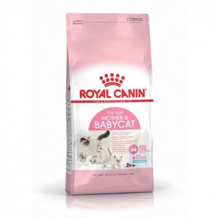 Hrana uscata pentru pisici, Royal Canin, Babycat34, 2 Kg