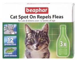 Picaturi Antiparazitare Pisica Beaphar 3 BUC