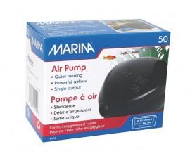 Pompa aer pentru acvariu, Hagen, Marina 50 L/H