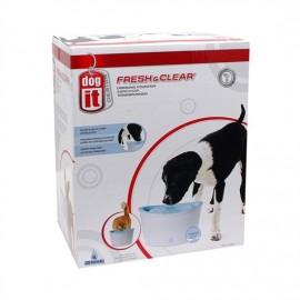 Adapatoare fantana pentru caine, Dogit, Fresh&Clear 91400, 6 L