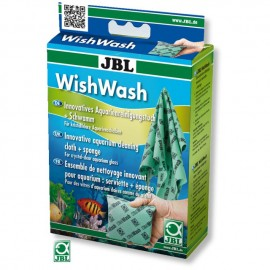 Curatator sticla acvariu, JBL, WishWash (A)