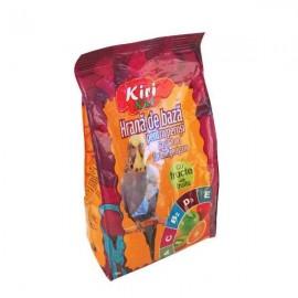 Hrana pentru pasari, Kiri Kiri, Perusi, Meniu Fructe, 400 G