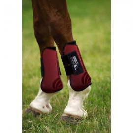 Protectie tendoane cai, Ekkia, Full Burgundy 530770033
