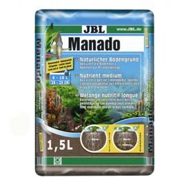 Substrat pentru acvariu, JBL Manado 1,5l