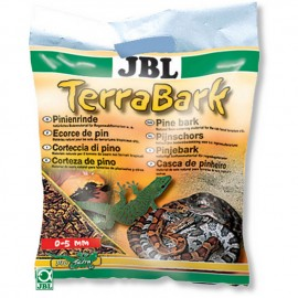 Asternut pentru reptile, JBL, TerraBark (0-5mm) 5l