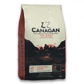 Hrana uscata pentru caini, Canagan, Grain Free Vanat, 12 Kg