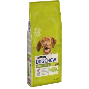 Dog Chow, Adult Miel si Orez, 14 Kg