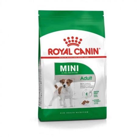 Hrana uscata pentru caini, Royal Canin, Mini Adult, 2 x 8 KG
