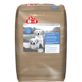 Covorase absorbante pentru caini, Tetra, 8 in 1, 30 buc/colet