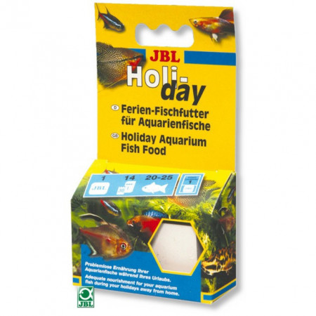 Hrana pentru pesti acvariu, JBL, Holiday