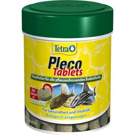 Hrana pentru pesti acvariu, Tetra, Plecomin, 120tb