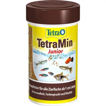 Hrana pentru pesti acvariu, Tetra, Tetramin Junior, 100 ml