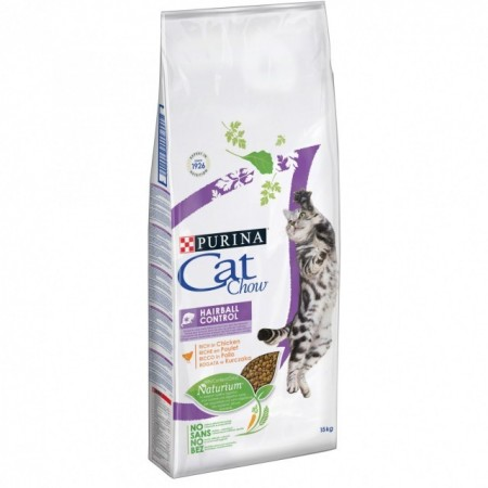Cat Chow, Special Care Hairball, 15 Kg