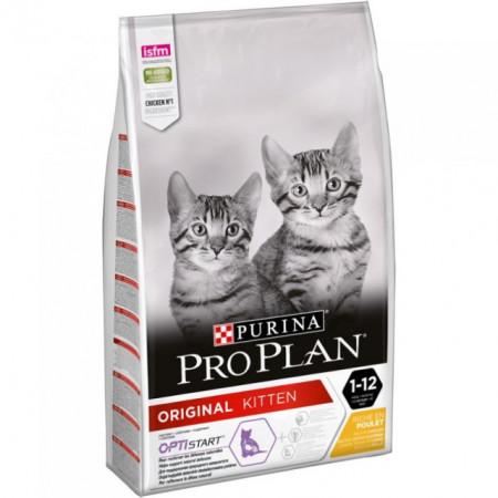 Purina Pro Plan, Original Kitten Pui, 1,5 kg