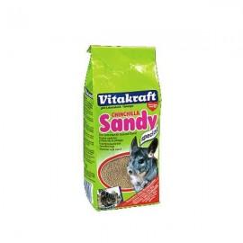 Nisip rozatoare Vitakraft Chinchilla Sandy