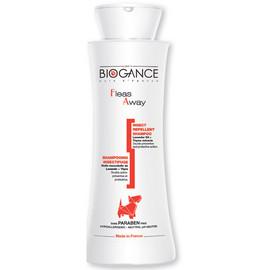Sampon antiparazitar pentru câini Biogance Fleas Away Shampoo