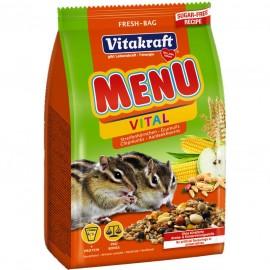 Hrana pentru rozatoare, Vitakraft, Meniu Veverita, 600g